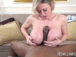 A real pleasure for this unmoved by mature to occupy oneself with such BBC in both holes