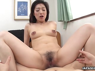 Asian Vixen Marina Matsumoto Delightful Sex Hang on