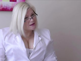 Blonde Chessie Kay enjoys masturbating back horny Lacey Starr