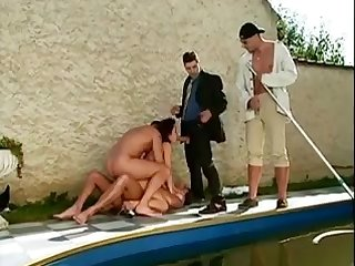 GB'd Whore Daniella Rush (Anal Porn)