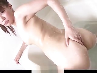 Warm shower goes nasty be useful to hornyВ Kana Mimura