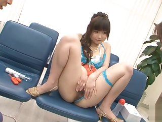 Japanese Squirting Teen in make noticeable