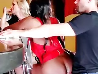 Do not gulch by a amenable amateur compilation less big breasted MILFs
