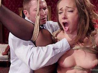 Memorable torture and bdsm is amazing experience for Cassidy Klein