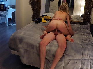 Amazing fat phat ass amateur shaked insusceptible to cams