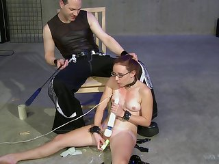 Brutal BDSM and maledom for the amateur floozie