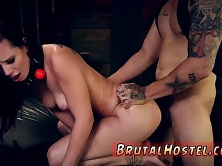 Pussy liking slave first time Exhausted buddies Aidra Fox with the addition of
