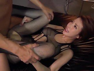 君島みお sexy face being punished