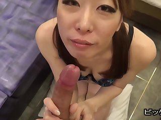 Asian mommy POV blowjob Hard Core